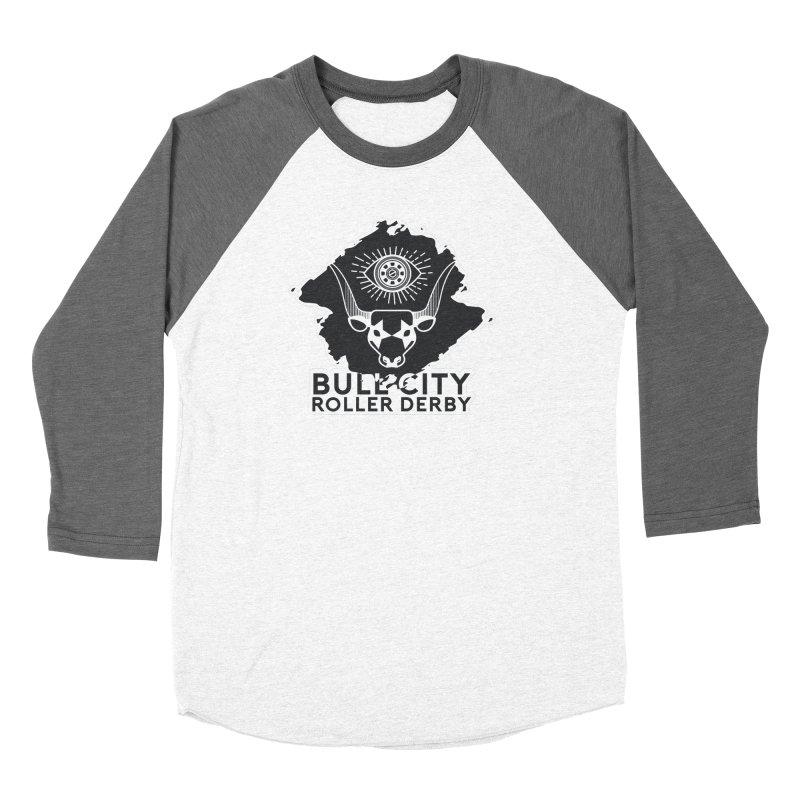 BCRD Remix! Men's Longsleeve T-Shirt by Bull City Roller Derby Shop