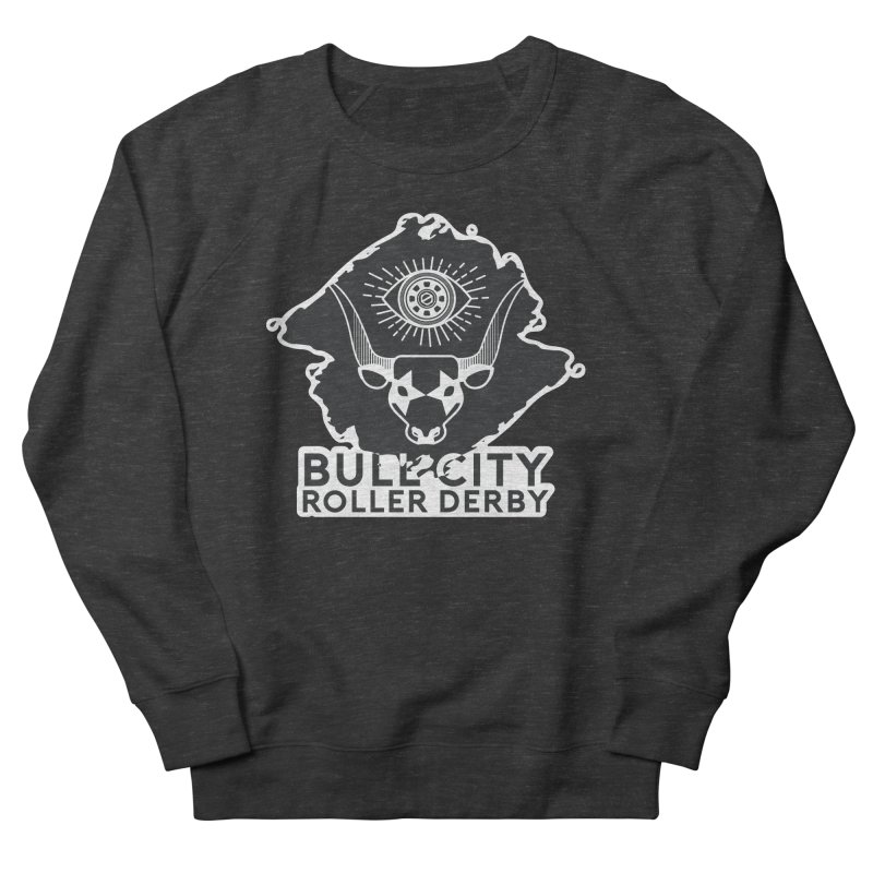 BCRD Remix! Women's French Terry Sweatshirt by Bull City Roller Derby Shop