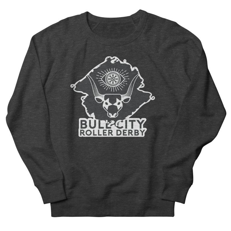 BCRD Remix! Men's Sweatshirt by Bull City Roller Derby Shop