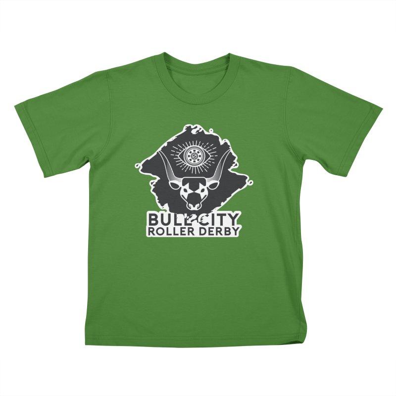 BCRD Remix! Kids T-Shirt by nonnahsonic's Artist Shop