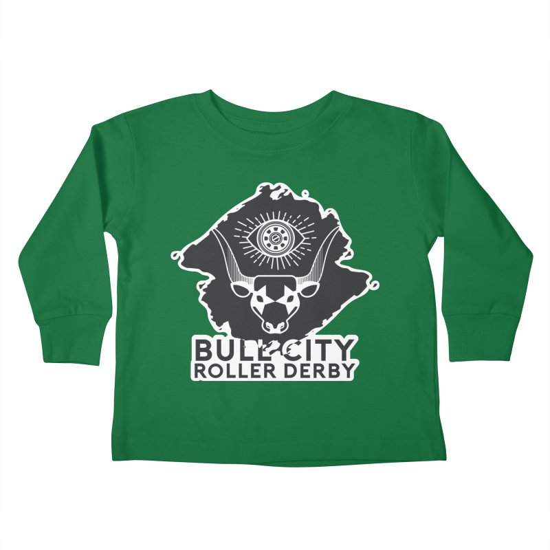 BCRD Remix! Kids Toddler Longsleeve T-Shirt by nonnahsonic's Artist Shop