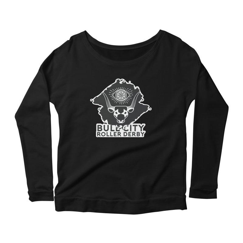 BCRD Remix! Women's Longsleeve T-Shirt by Bull City Roller Derby Shop