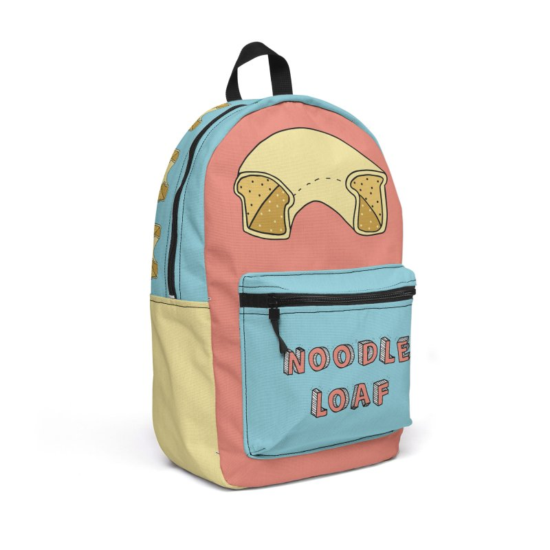 NoodlePack Accessories Backpack Bag by Noodle Loaf - An Interactive Music Themed Podcast
