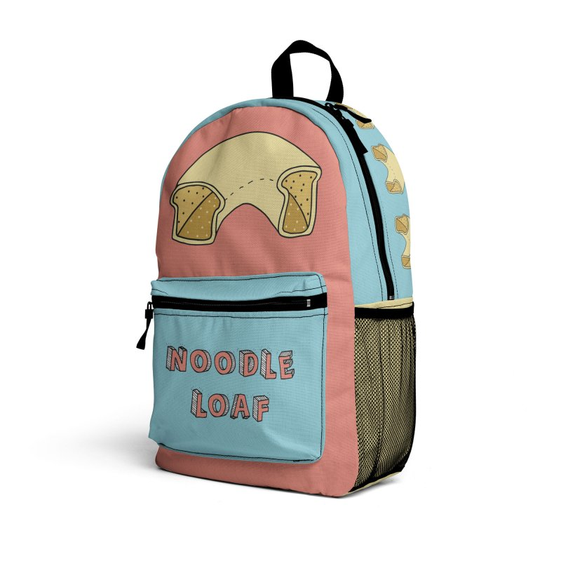 NoodlePack Accessories Bag by Noodle Loaf - An Interactive Music Themed Podcast