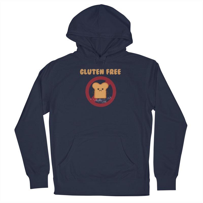 Gluten freelings Women's Pullover Hoody by noomi's Artist Shop