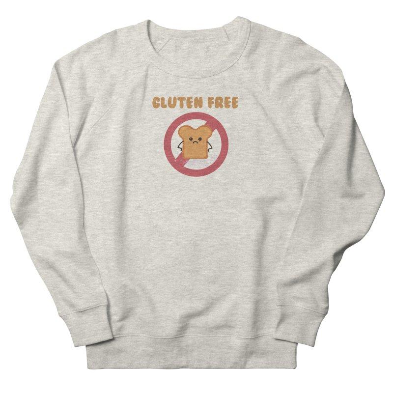 Gluten freelings Women's Sweatshirt by noomi's Artist Shop