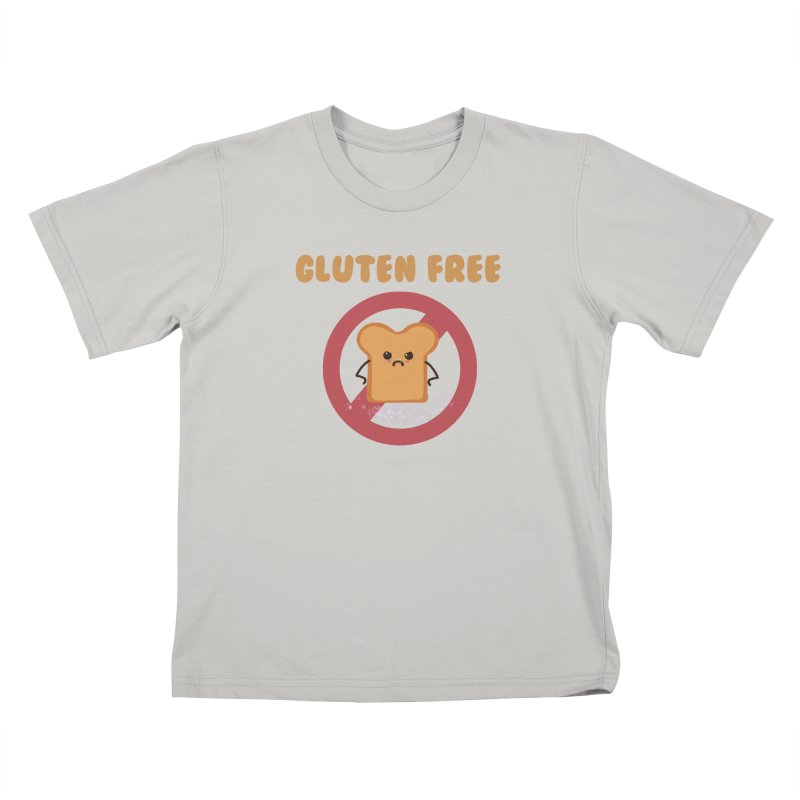 Gluten freelings Kids T-shirt by noomi's Artist Shop