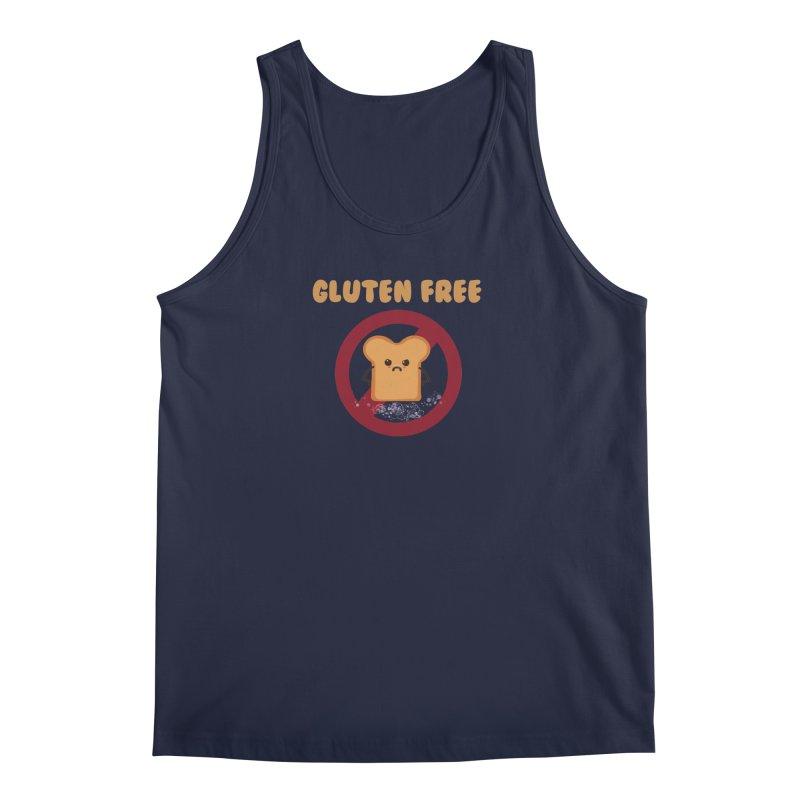 Gluten freelings Men's Tank by noomi's Artist Shop