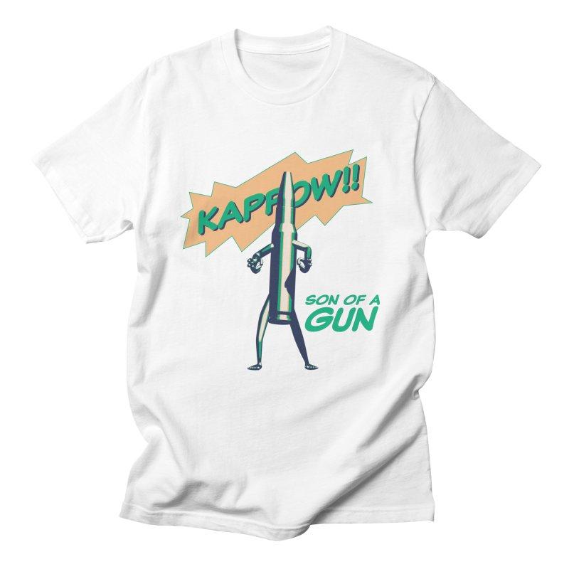 Son of a Gun Women's T-Shirt by normalflipped store