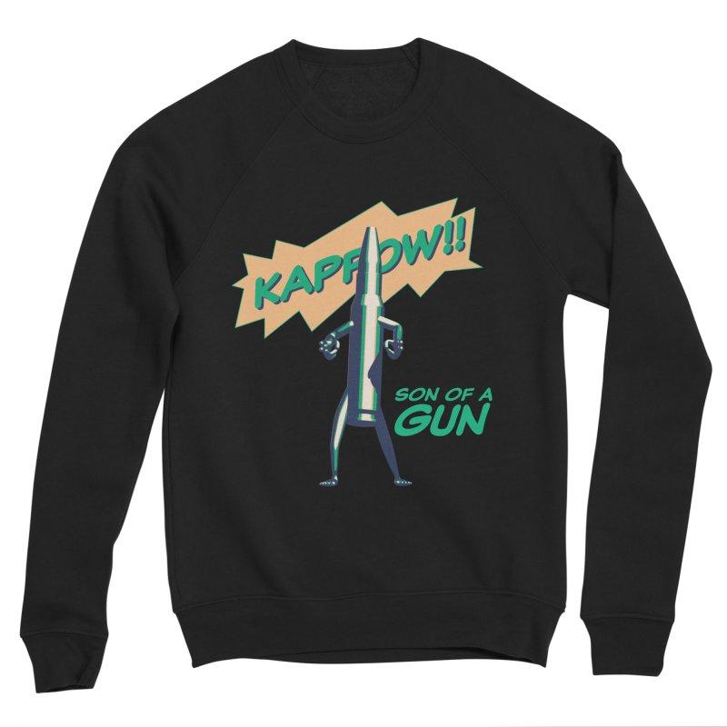 Son of a Gun Women's Sweatshirt by normalflipped store