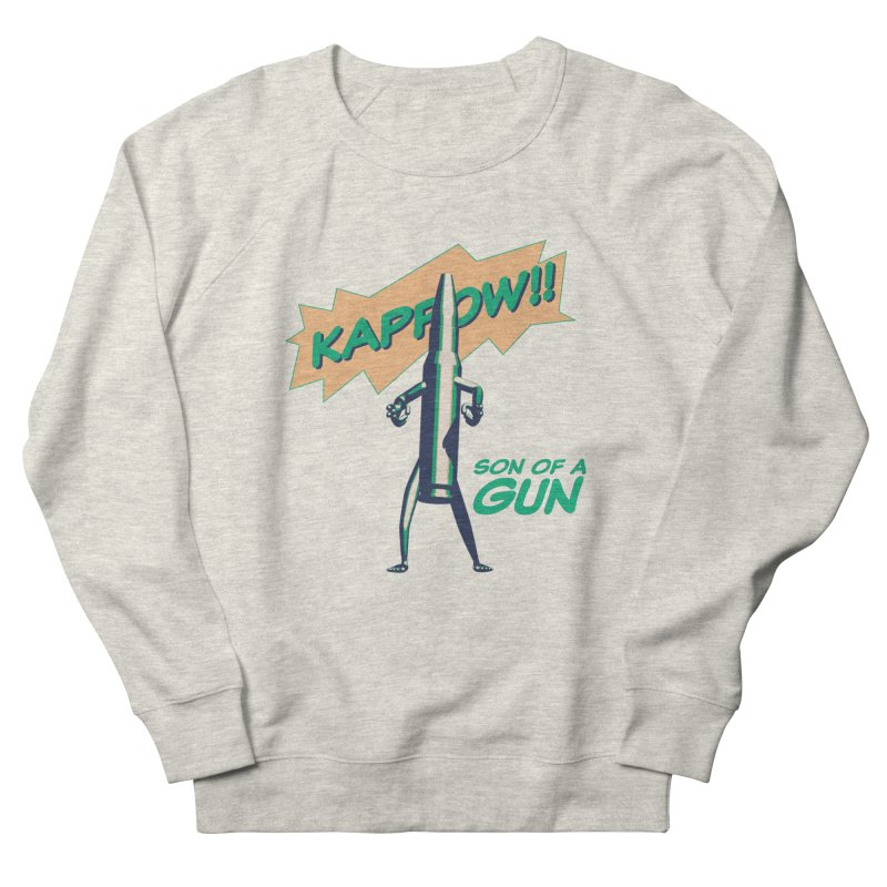 Son of a Gun Men's Sweatshirt by normalflipped store