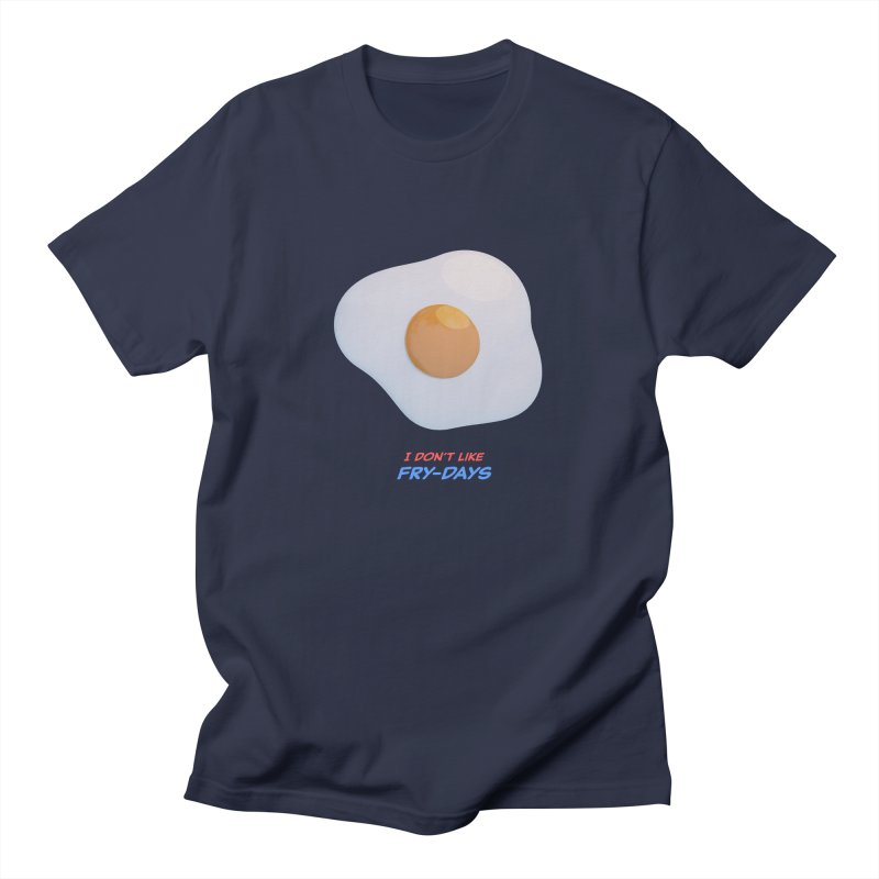 Sunny Side Up Men's T-Shirt by normalflipped store