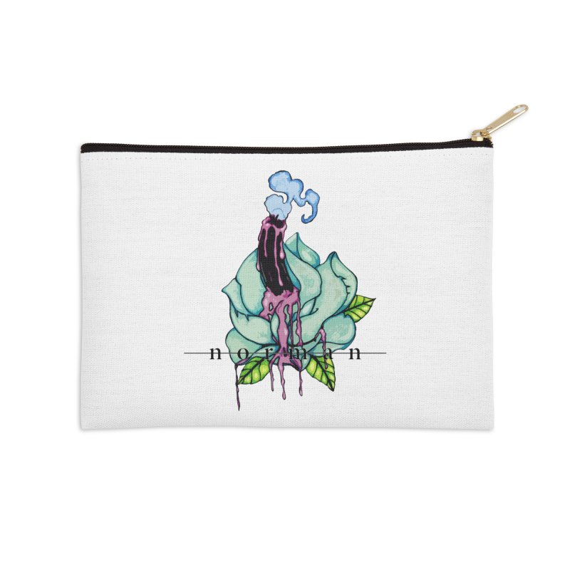 Fossil Accessories Zip Pouch by Norman Wilkerson