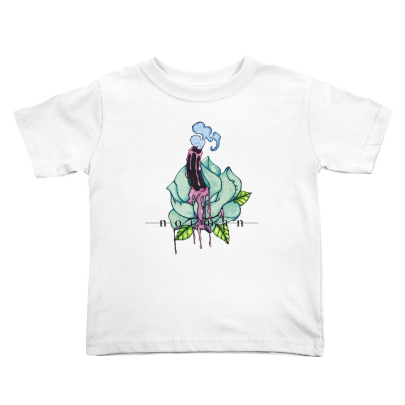 Fossil Kids Toddler T-Shirt by Norman Wilkerson