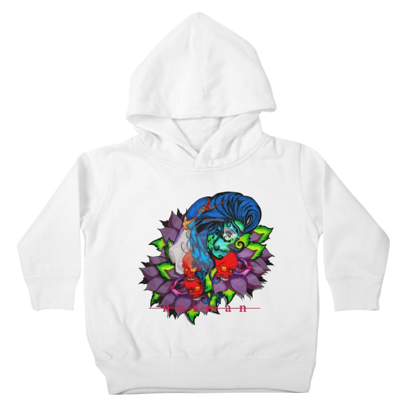 Killing Monroe Kids Toddler Pullover Hoody by Norman Wilkerson