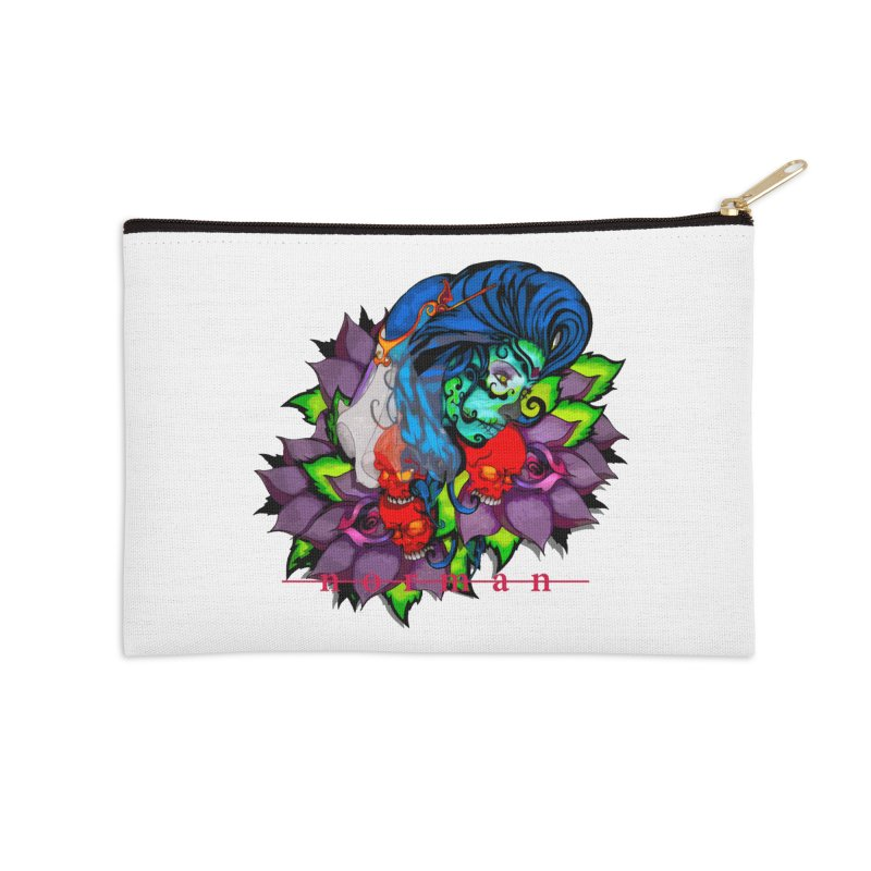 Killing Monroe Accessories Zip Pouch by Norman Wilkerson