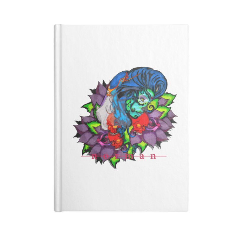 Killing Monroe Accessories Blank Journal Notebook by Norman Wilkerson