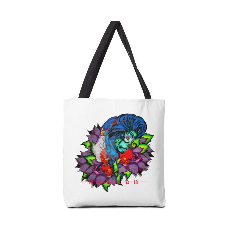 Killing Monroe Accessories Tote Bag Bag by Norman Wilkerson