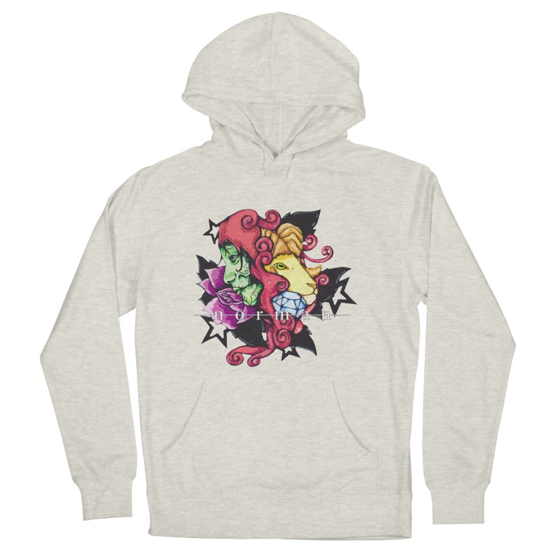 Phoenix Corona Women's French Terry Pullover Hoody by Norman Wilkerson