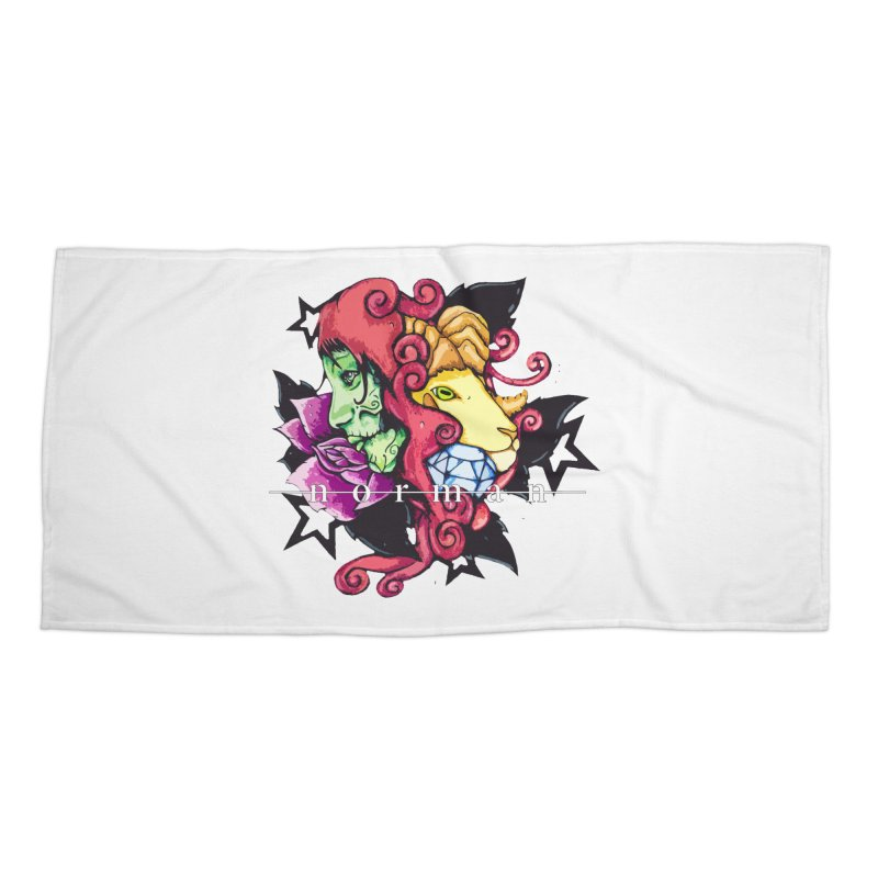 Phoenix Corona Accessories Beach Towel by Norman Wilkerson