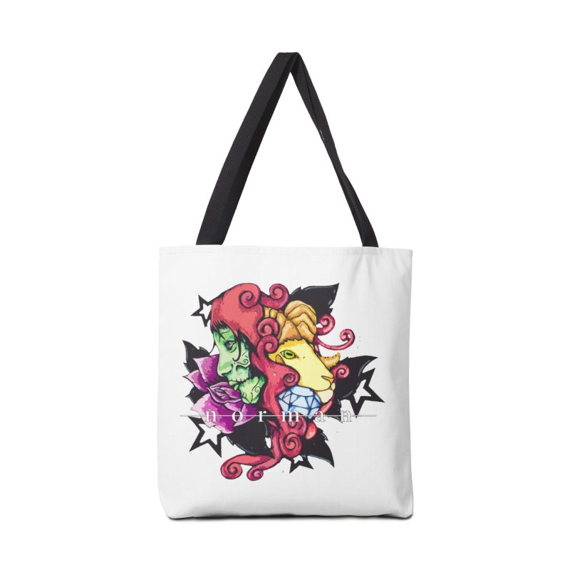 Phoenix Corona Accessories Tote Bag Bag by Norman Wilkerson
