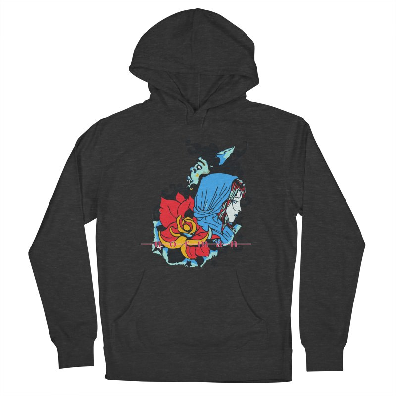 Cry On Whatever Women's French Terry Pullover Hoody by Norman Wilkerson