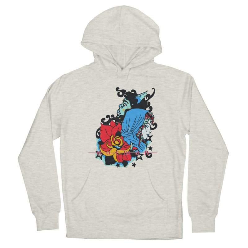 Cry On Whatever Men's French Terry Pullover Hoody by Norman Wilkerson
