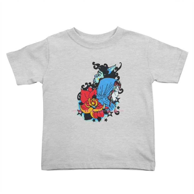Cry On Whatever Kids Toddler T-Shirt by Norman Wilkerson
