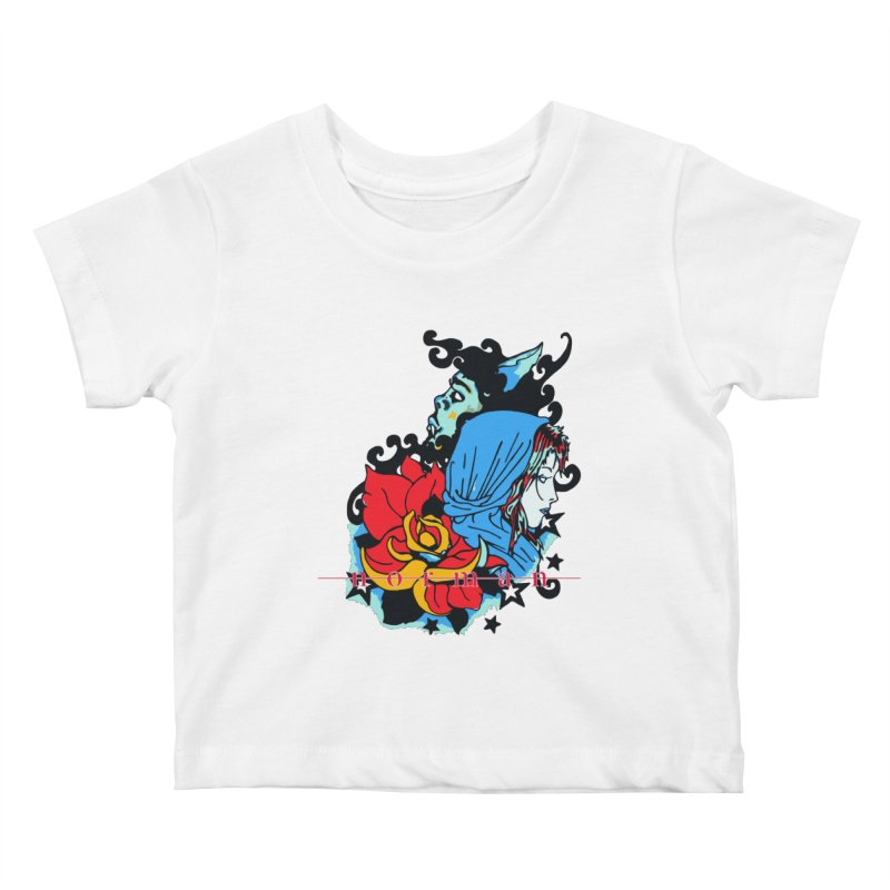 Cry On Whatever Kids Baby T-Shirt by Norman Wilkerson