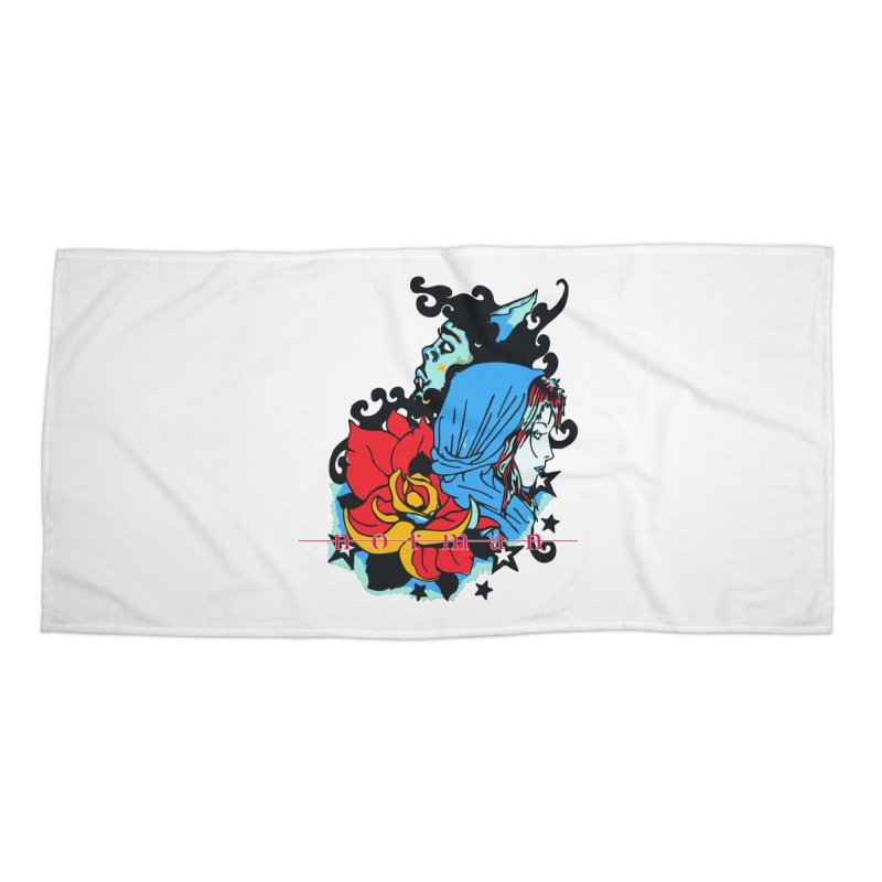Cry On Whatever Accessories Beach Towel by Norman Wilkerson