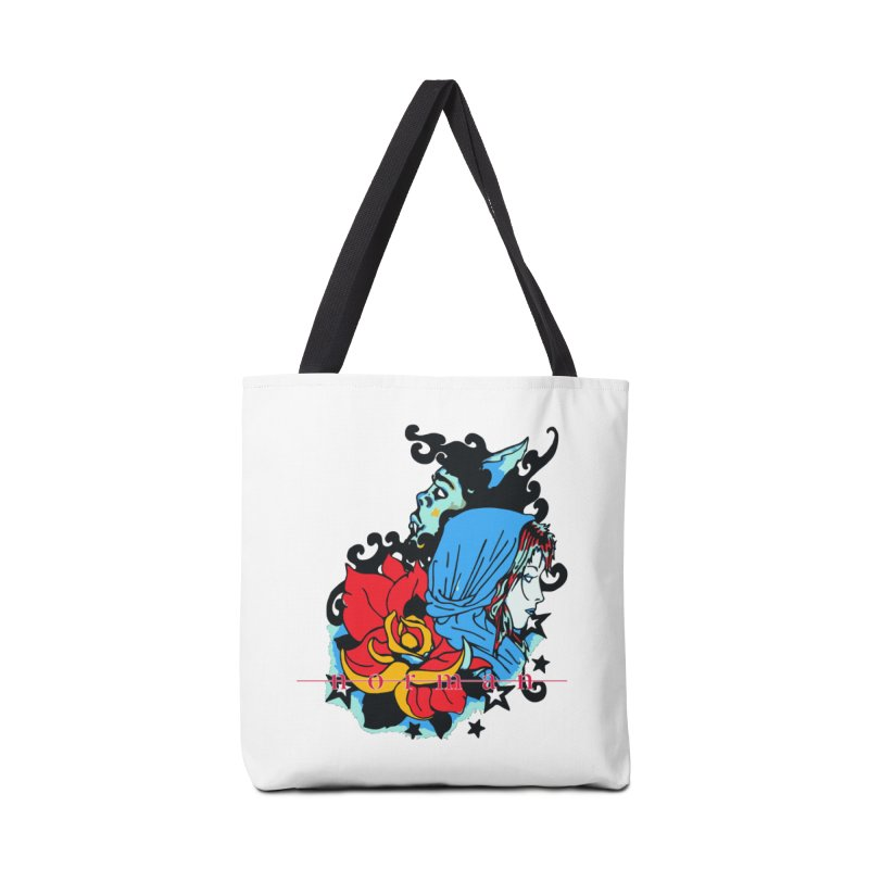 Cry On Whatever Accessories Tote Bag Bag by Norman Wilkerson