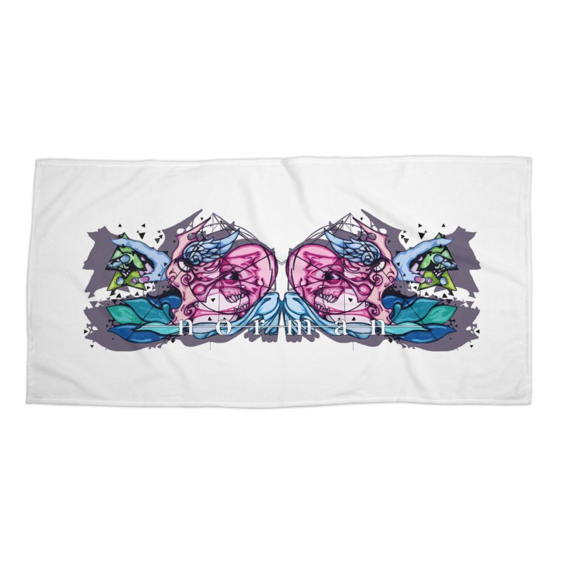 Peel Me Away Accessories Beach Towel by Norman Wilkerson