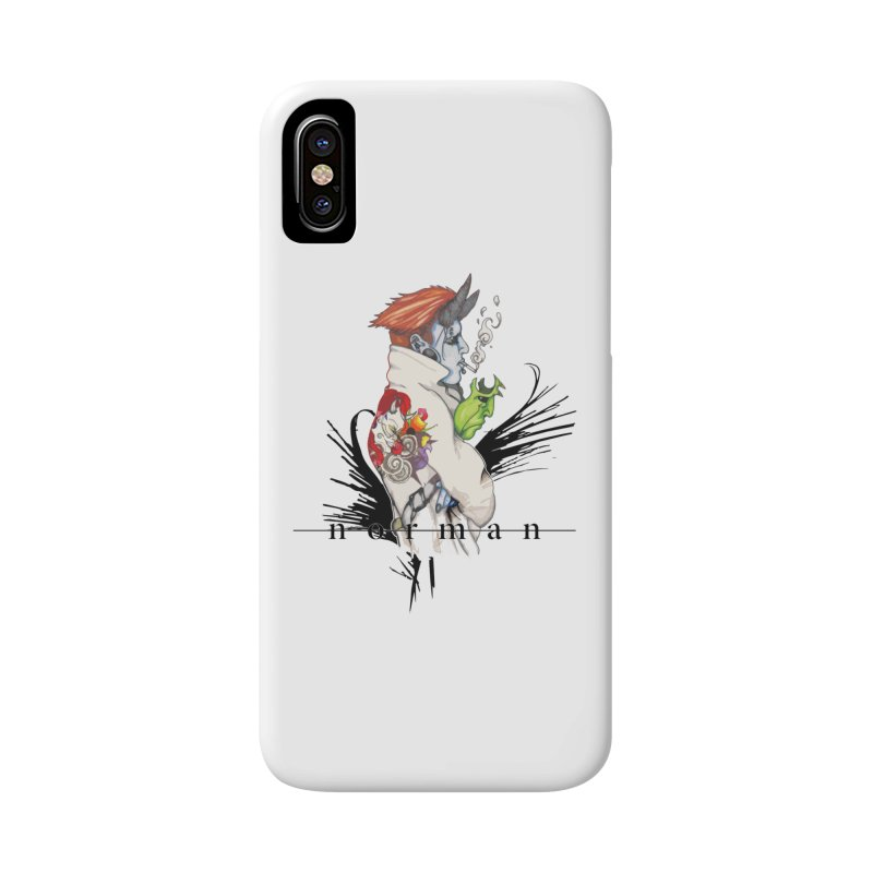 Illusions of Grandeur Accessories Phone Case by Norman Wilkerson