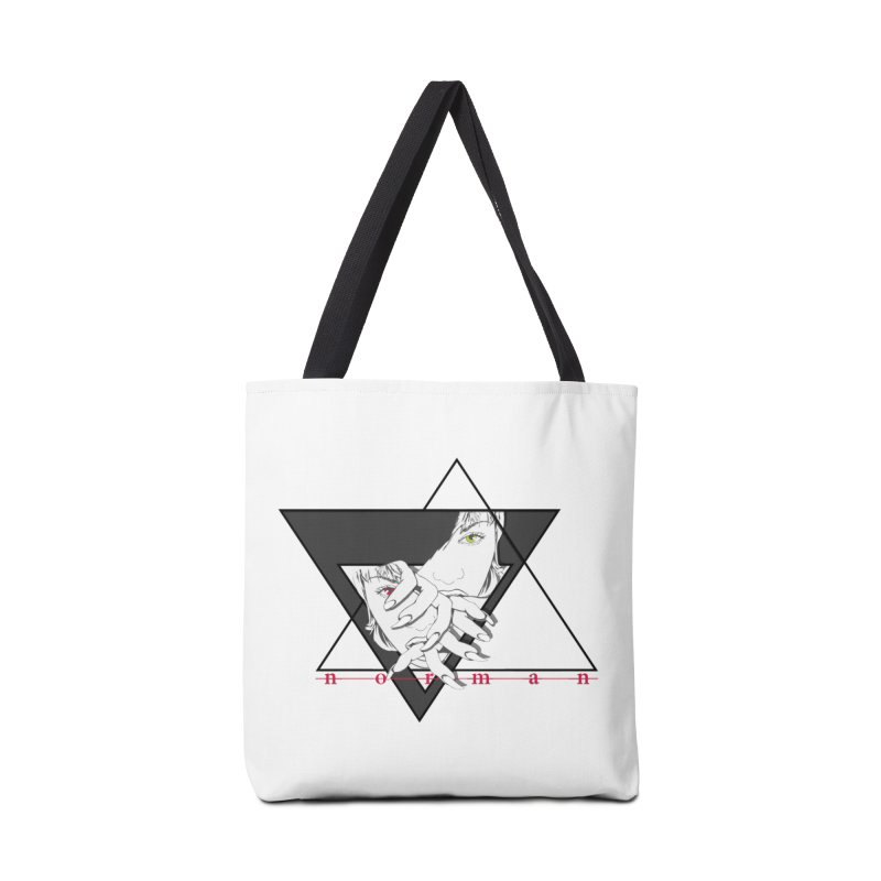 Story She Tells Accessories Tote Bag Bag by Norman Wilkerson