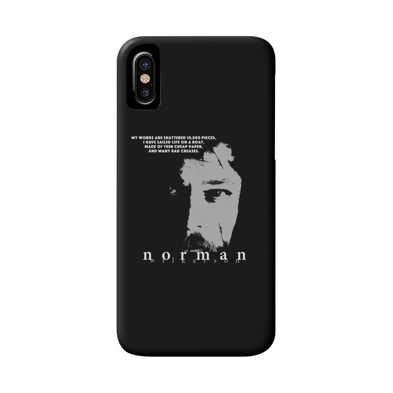 Accessories None by Norman Wilkerson