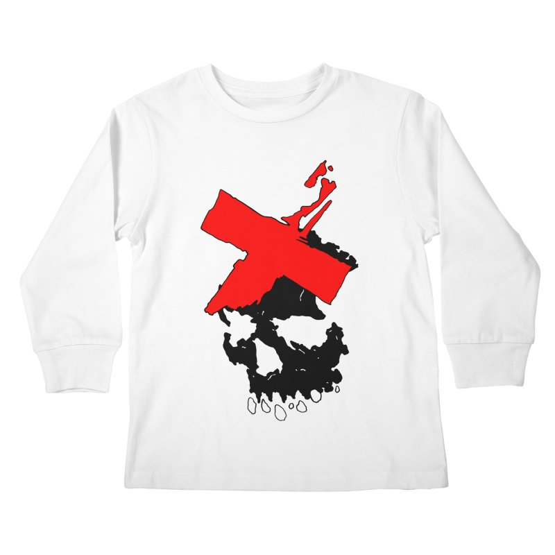 Canto of Illusions Kids Longsleeve T-Shirt by Norman Wilkerson