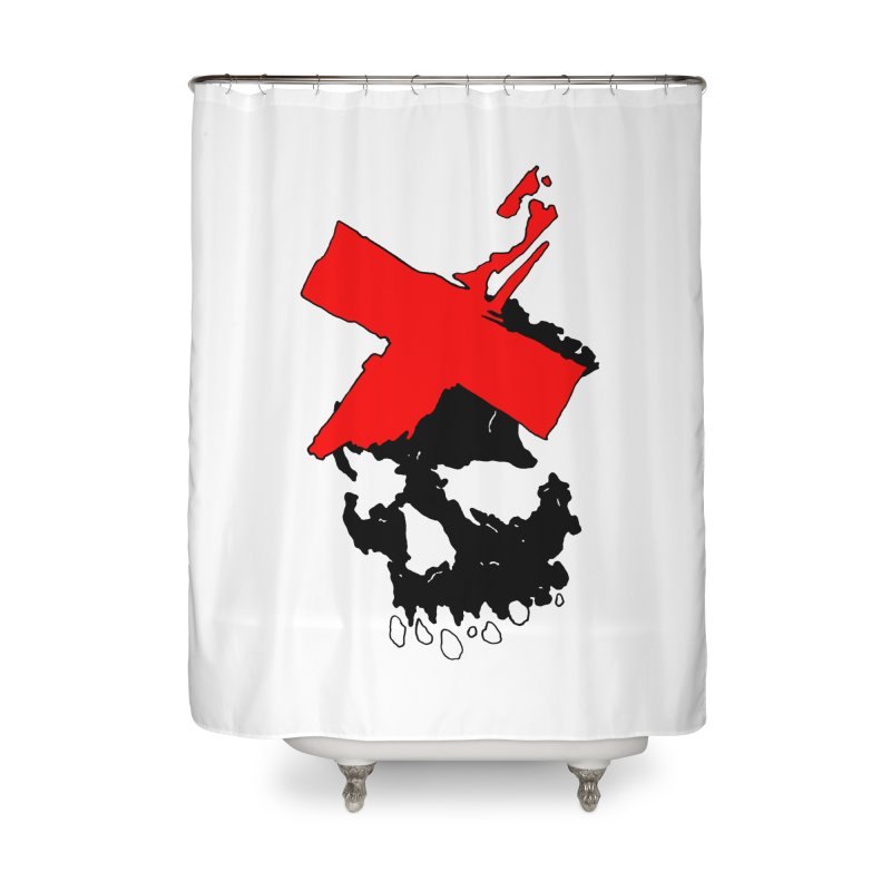 Dead Medicine Home Shower Curtain by Norman Wilkerson