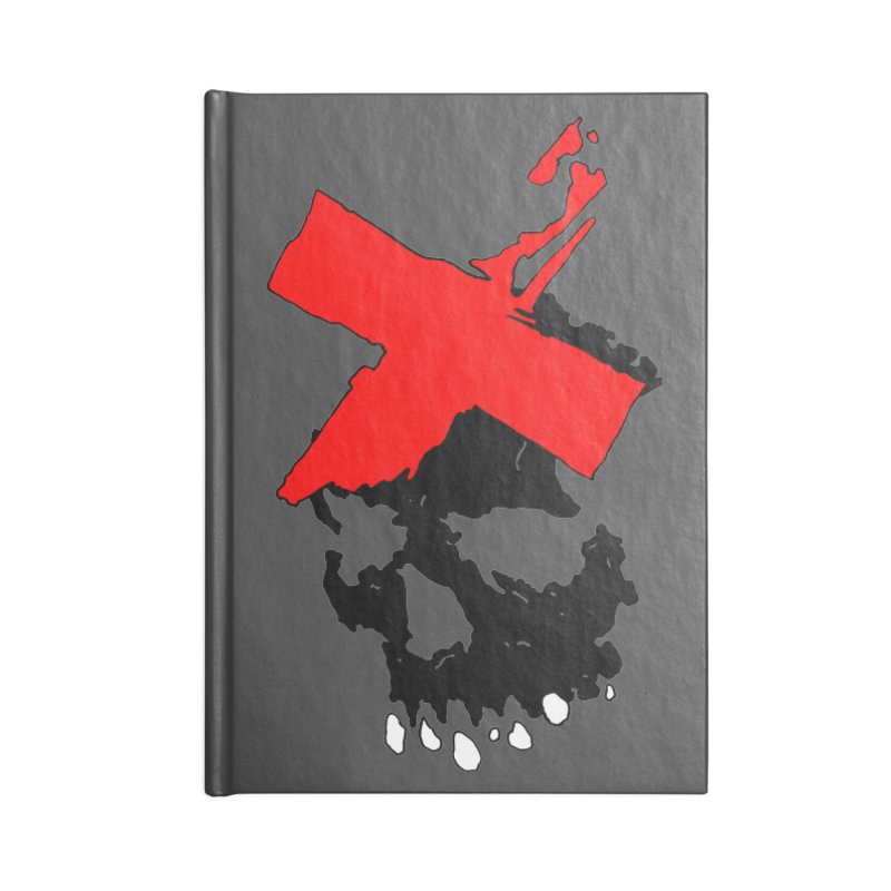 Canto of Illusions Accessories Blank Journal Notebook by Norman Wilkerson