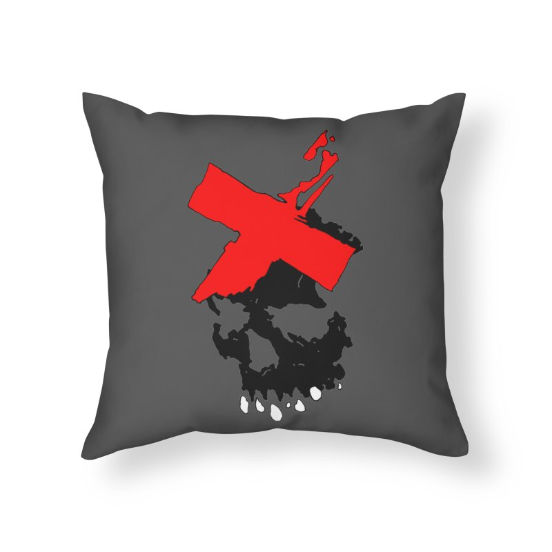Canto of Illusions Home Throw Pillow by Norman Wilkerson
