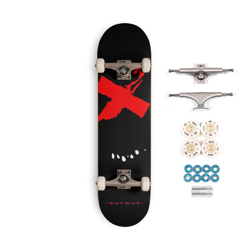 Canto of Illusions Accessories Complete - Premium Skateboard by Norman Wilkerson