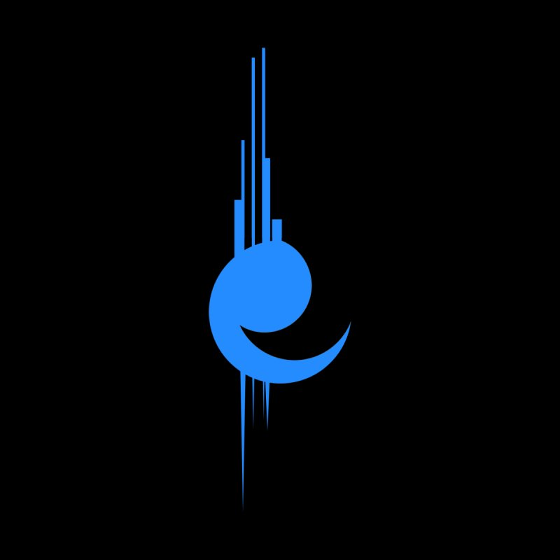 Astronaut Space Station logo by Norman Wilkerson