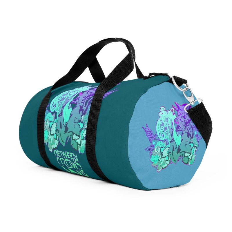 The Lovers Accessories Duffel Bag Bag by Norman Wilkerson