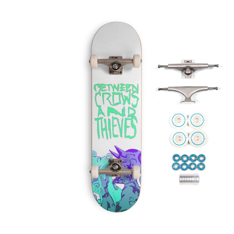 The Lovers Accessories Complete - Basic Skateboard by Norman Wilkerson