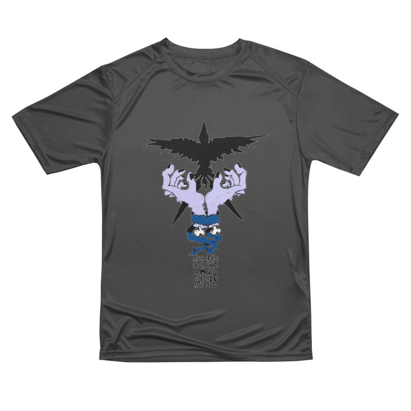 Crow Thief Women's Performance Unisex T-Shirt by Norman Wilkerson