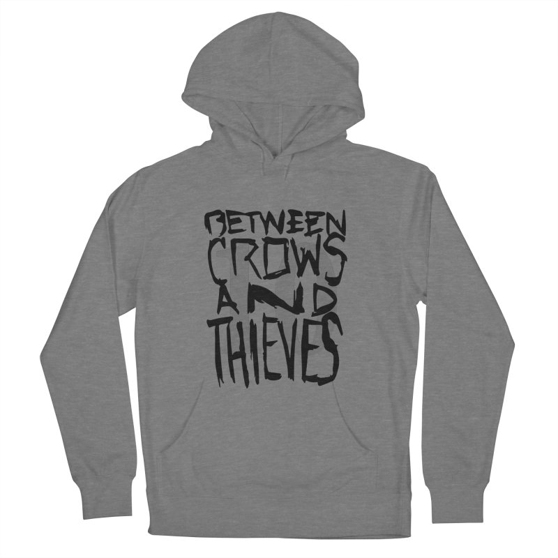 Between Crows & Thieves 10 Years Women's French Terry Pullover Hoody by Norman Wilkerson