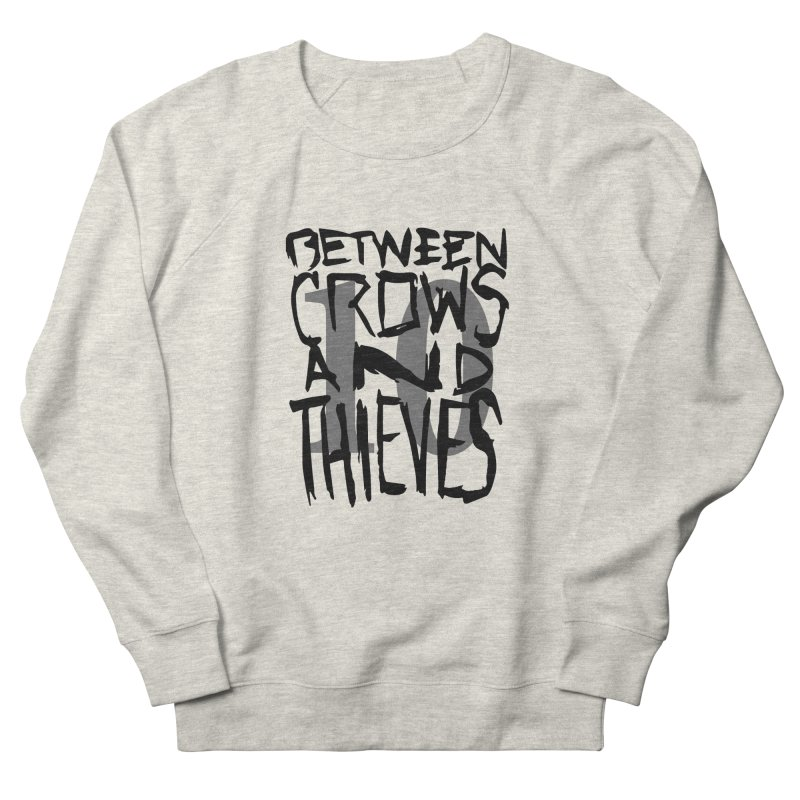 Between Crows & Thieves 10 Years Men's French Terry Sweatshirt by Norman Wilkerson