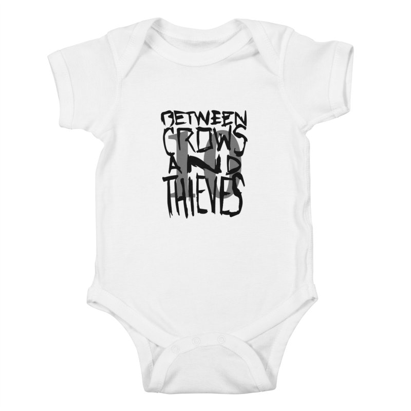Between Crows & Thieves 10 Years Kids Baby Bodysuit by Norman Wilkerson