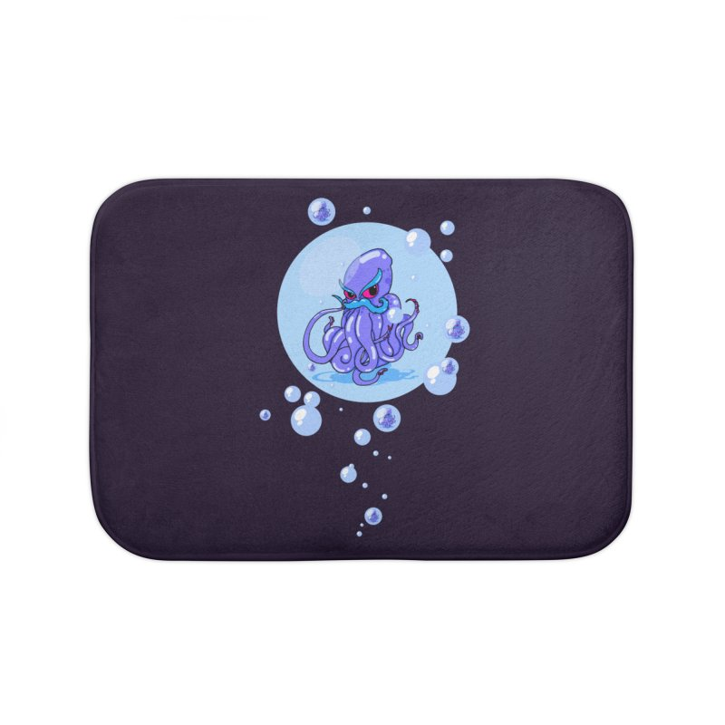 Octostache Home Bath Mat by NORMAN WDC SHOP