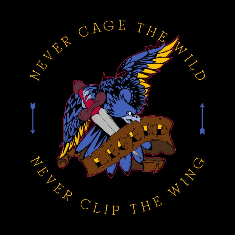 Never Cage The Wild by NORMAN WDC SHOP