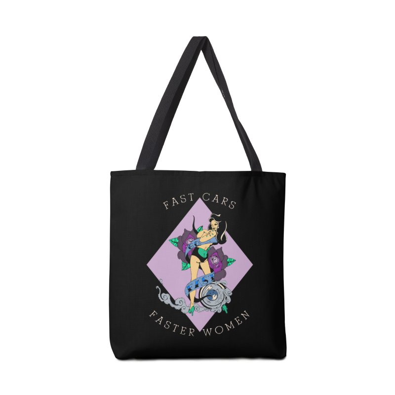 Fast Cars Accessories Bag by NORMAN WDC SHOP